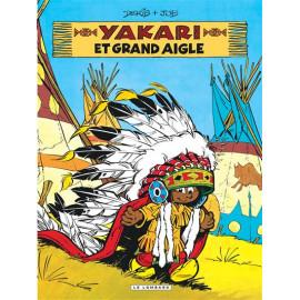 Job - Yakari et Grand Aigle - Tome 1