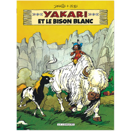 Job - Yakari et le Bison Blanc - Tome 2