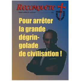 Bernard Antony - Quasiment interchangeables idéologiquement !