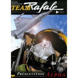 Team Rafale - Tome 1