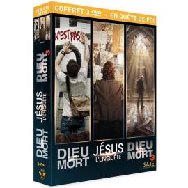 John Gunn - Dieu n'est pas mort - Jésus l'enquête - Dieu n'est pas mort 3