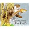 Totor, dernier né de la famille loutre