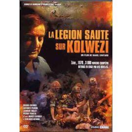 La Légion saute sur Kolwezi