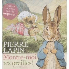 Pierre Lapin montre moi tes oreilles !