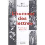 L'Humeur des Lettres