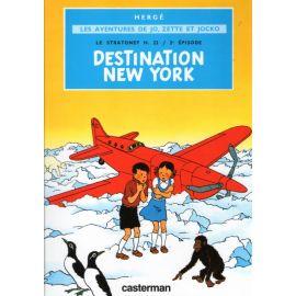 Destination New York- Le Stratoneff H 22*2