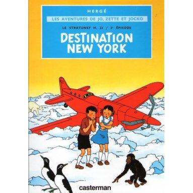 Destination New York - Tome 2