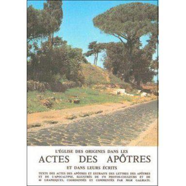 Nouveau Testament - Actes des Apôtres