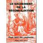 Le Sacrement de la Réconciliation