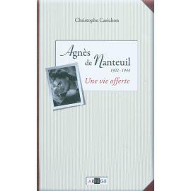 Agnès de Nanteuil (1922-1944)