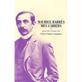 Mes Cahiers - Tome 1