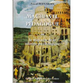 Machiavel pédagogue