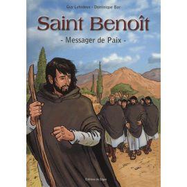 Saint Benoît Messager de Paix