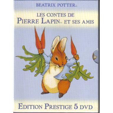 Les contes de Pierre Lapin et ses amis.