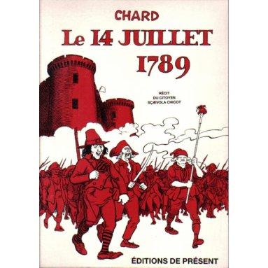 Le 14 juillet 1789