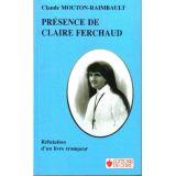 Présence de Claire Ferchaud