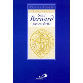Saint Bernard par ses écrits
