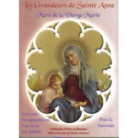Les grandeurs de sainte Anne