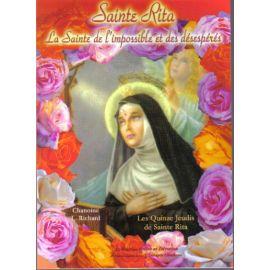 Sainte Rita La Sainte de l'impossible et des désespérés