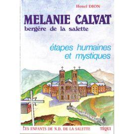 Mélanie Calvat, bergère de La Salette