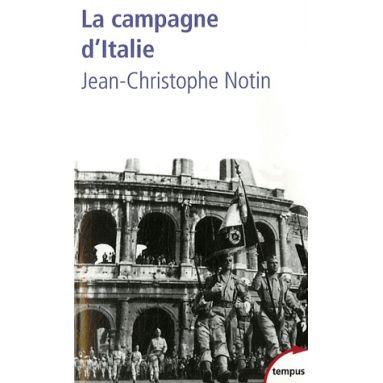 La campagne d'Italie 1943-1945