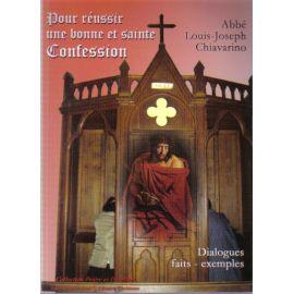 Pour réussir une bonne et sainte confession