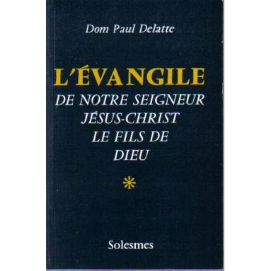 L'Evangile - Tome 1