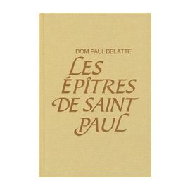 Les Epitres de saint Paul