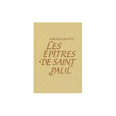 Les Epitres de saint Paul