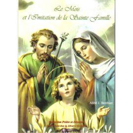 Le mois et l'imitation de la Sainte Famille