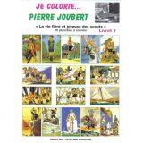 Je colorie Pierre Joubert - Livret 1