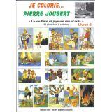 Je colorie Pierre Joubert - Livret 2