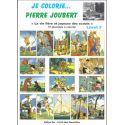 Je colorie Pierre Joubert - Livret 3