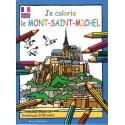 Je colorie le Mont-Saint-Michel
