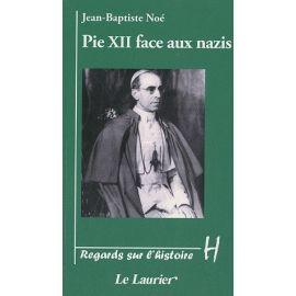Pie XII face aux nazis