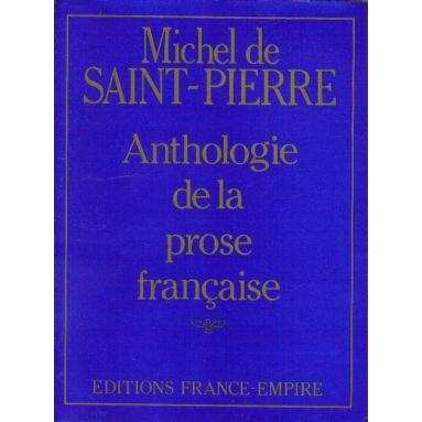 Anthologie de la prose française