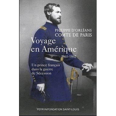 Voyage en Amérique, 1861-1862