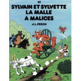 Sylvain et Sylvette - volume 25