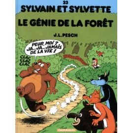 Sylvain et Sylvette - volume 23