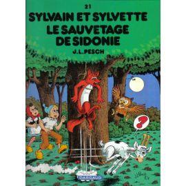 Sylvain et Sylvette- Volume 21