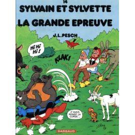 Sylvain et Sylvette - volume 14