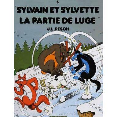 Sylvain et Sylvette - Volume 5