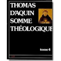Somme Théologique - Tome 4 (III)
