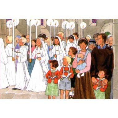 La communion solennelle