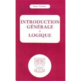 Introduction Générale et Logique