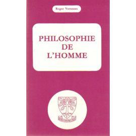 Philosophie de l'Homme