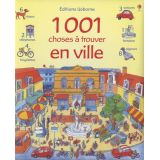 1001 choses à trouver en ville