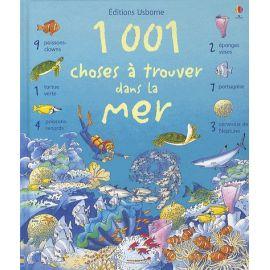1001 choses à trouver dans la mer