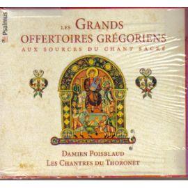 Les Grands Offertoires Grégoriens