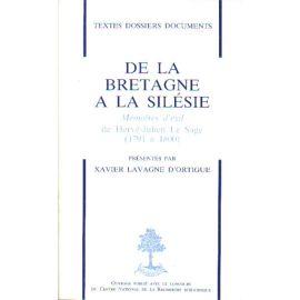 De la Bretagne à la Silésie
